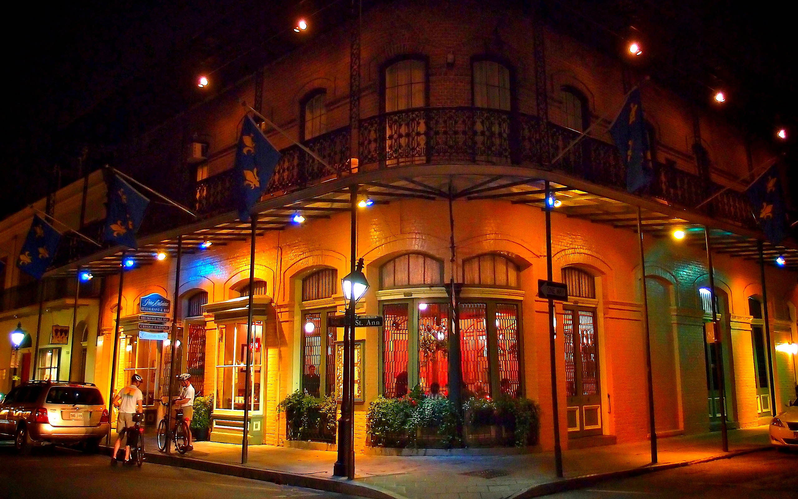 Image gallery new orleans at night for What to do in new orleans louisiana